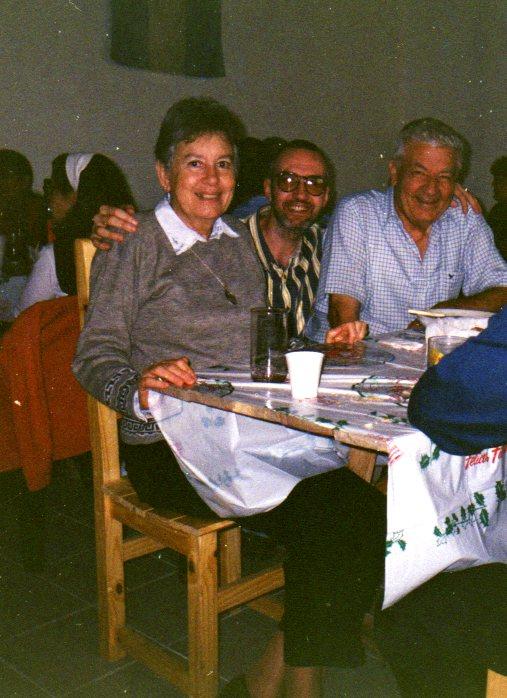 Mita, Rolando y Juan Antonio